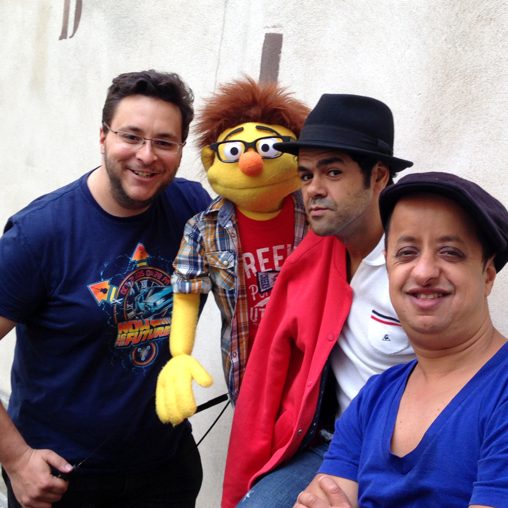 Puppet Services Jamel Comedy Kids