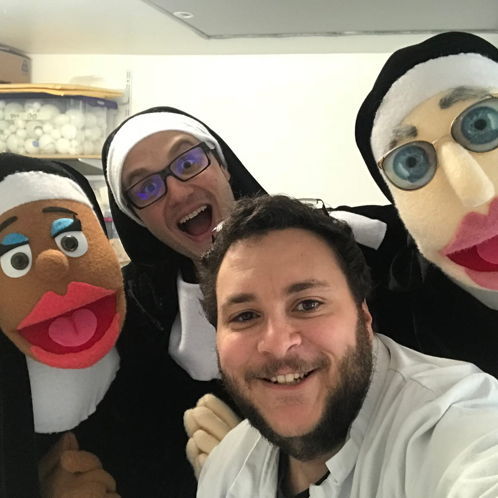 Puppet Services Religieuses