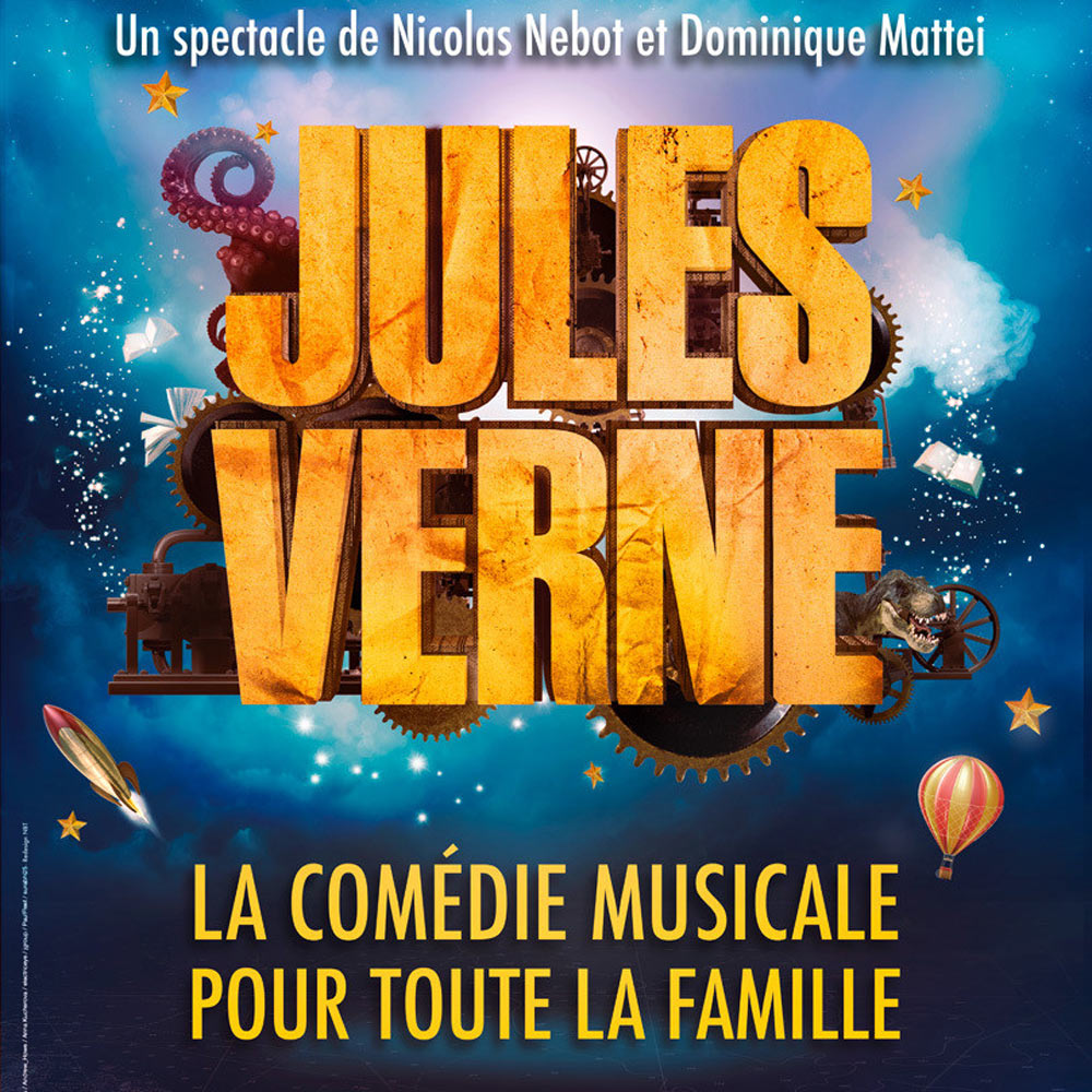 Puppet Services Jules Verne Spectacle